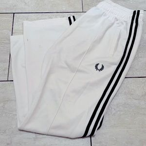 Men's Fred Perry track pants
